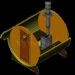 Kompletni sauna